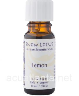 Lemon Essential Oil 10 milliliters