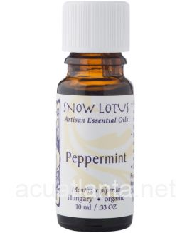 Peppermint Essential Oil 10 milliliters