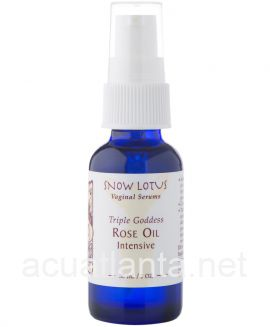 Triple Goddess Rose Oil Intensive Serum 1 oz