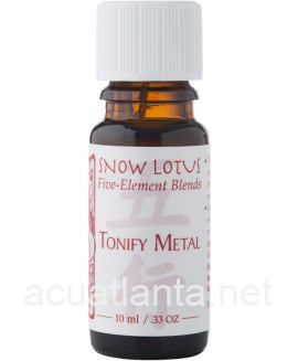 Tonify Metal Aromatherapy Blend 10 milliliters