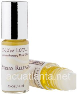 Stress Release Aromatherapy Roll-On 0.33 oz