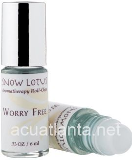 Worry Free Aromatherapy Roll-On 0.33 oz