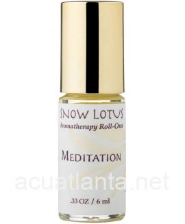 Meditation Essential Oil Blend Roll-On 6 milliliters