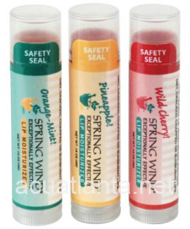 Lip Moisturizer - Orange-Mint 1 tube
