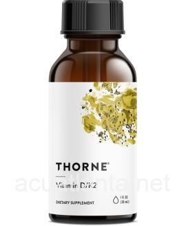 Vitamin D/K2 Liquid 1 oz