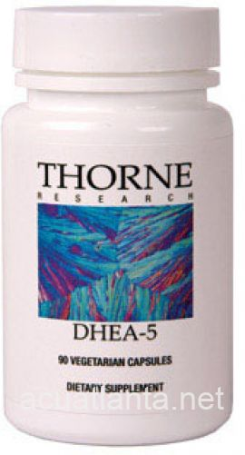 Dehydrone-5 90 capsules 5 milligrams DHEA