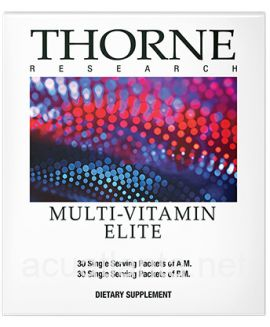 Multi-Vitamin Elite 60 packets 30am, 30pm