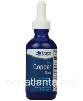 Liquid Ionic Copper 2 ounce