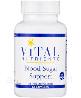 Blood Sugar Support 60 veggie capsules