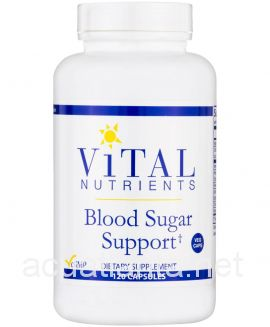 Blood Sugar Support 120 veggie capsules