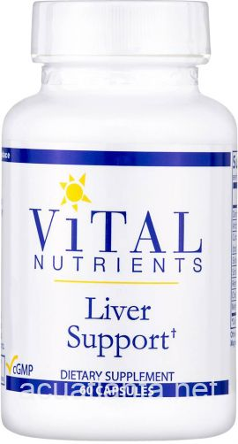 Liver Support 60 capsules