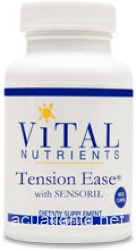 Tension Ease 60 capsules