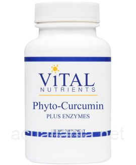 Phyto-Curcumin Plus Enzymes 60 capsules