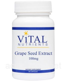 Grape Seed Extract 90 capsules 100 milligrams