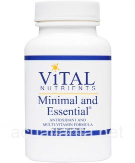 Minimal and Essential 90 capsules