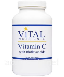 Vitamin C with Bioflavonoids 220 capsules 500 milligrams