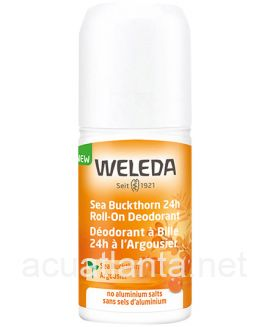 Sea Buckthorn 24h Roll-On Deodorant 1.7 ounce