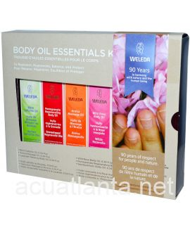 Body Oil Essentials Kit 1 kit