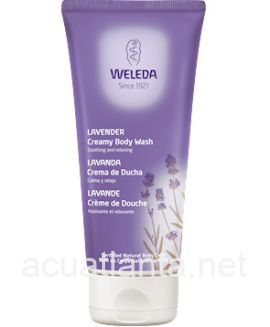 Lavender Creamy Body Wash 200