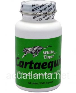 Cartaequin 84 tablets 1 grams