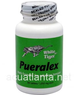 Pueralex 84 tablets 1050 milligrams