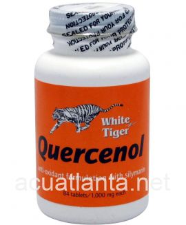 Quercenol 84 tablets 930 milligrams