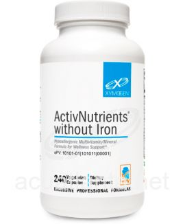 ActivNutrients without Iron 240 capsules