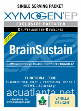 BrainSustain 1 serving packet Vanilla