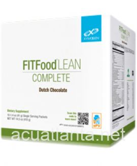 FIT Food Lean Complete 10 servings Dutch Chocolate