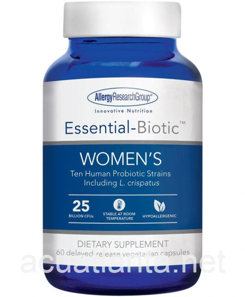 Essential-Biotic Womens 60 capsules