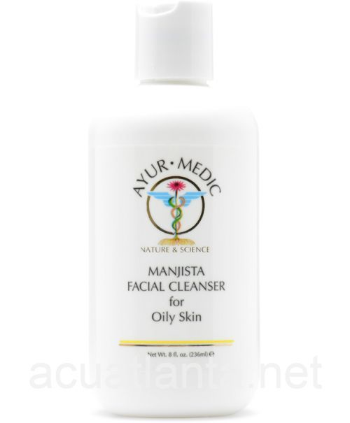 Manjista Facial Cleanser for Oily Skin 2 ounce