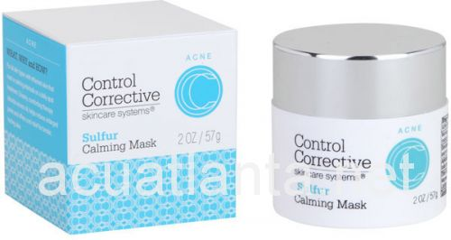 Sulfer Calming Mask 2 oz