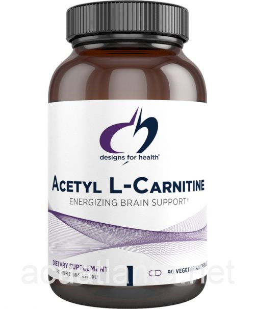 Acetyl L-Carnitine 90 capsules 800 milligrams