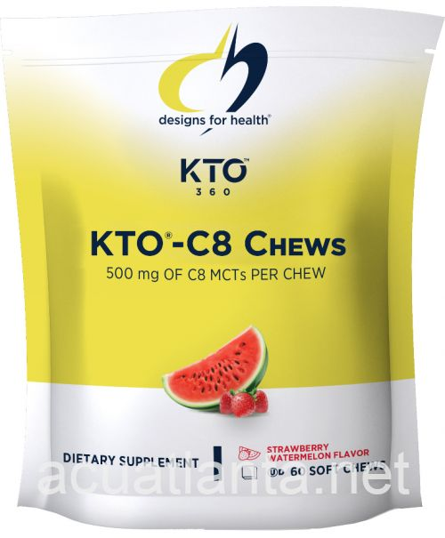 KTO-C8 Chewables 60 tablets