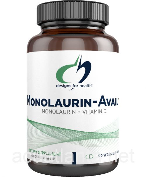 Monolaurin-Avail 120 vegetarian capsules