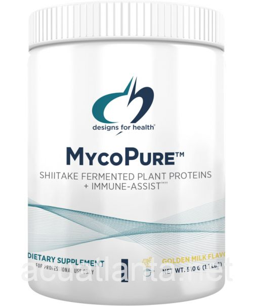 MycoPure 510 grams Golden Milk