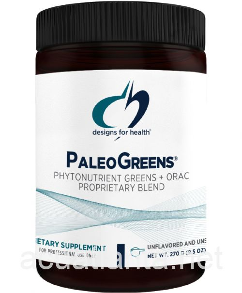 PaleoGreens Unflavored and Unsweetened 270 grams