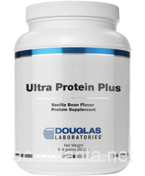 Ultra Protein Plus 908 grams Vanilla Bean Flavor