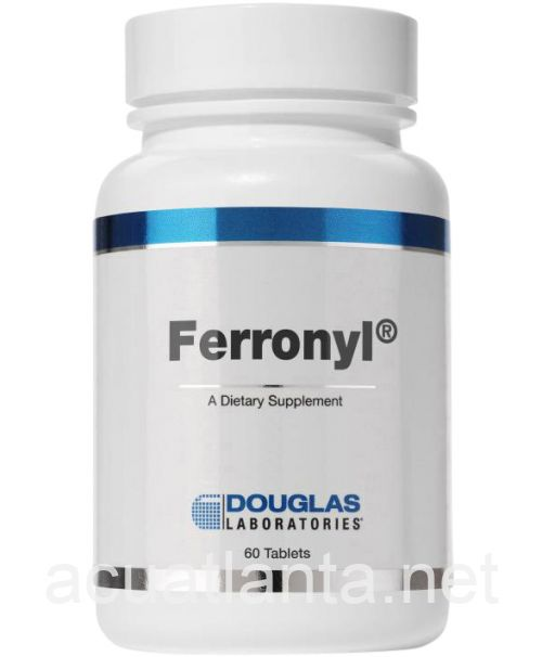 Ferronyl (with Vitamin C) 60 tablets