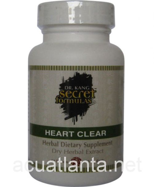 Heart Clear 60 tablets