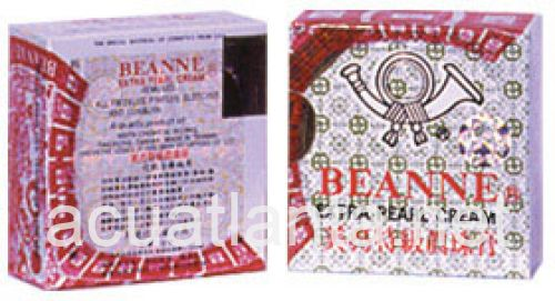 Beanne Extra Pearl Cream - Green 0.3 oz