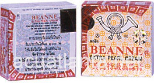 Beanne Extra Pearl Cream - Yellow 0.3 oz