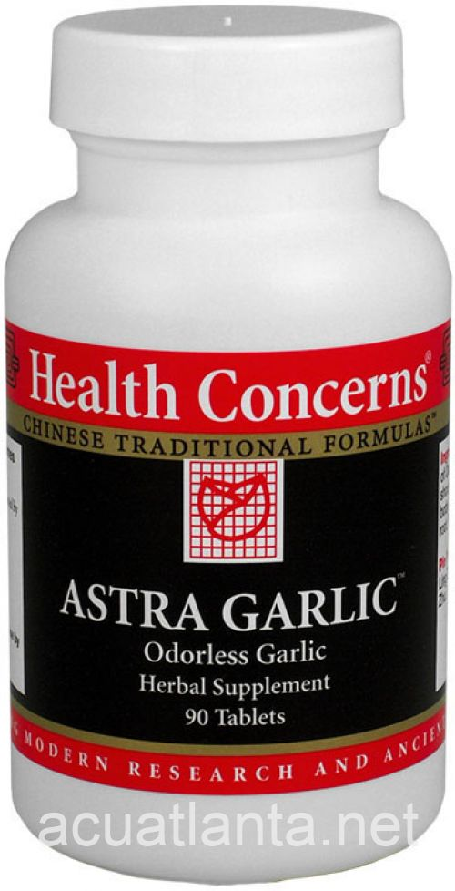 Astra Garlic 90 tablets