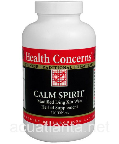 Calm Spirit 270 Tablets