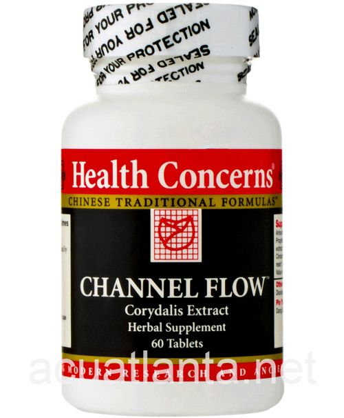 Channel Flow 60 capsules