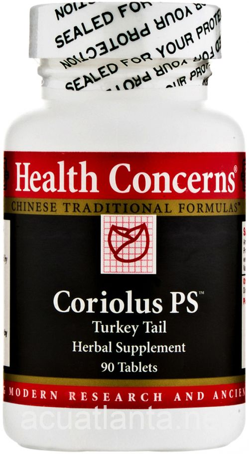 Coriolus PS 90 tablets