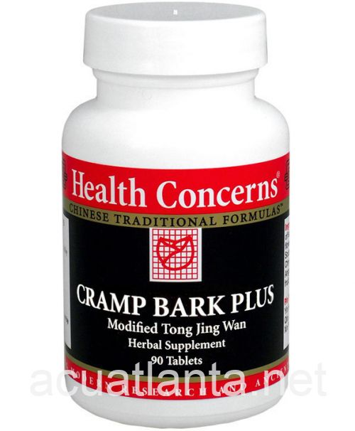 Cramp Bark Plus 90 tablets