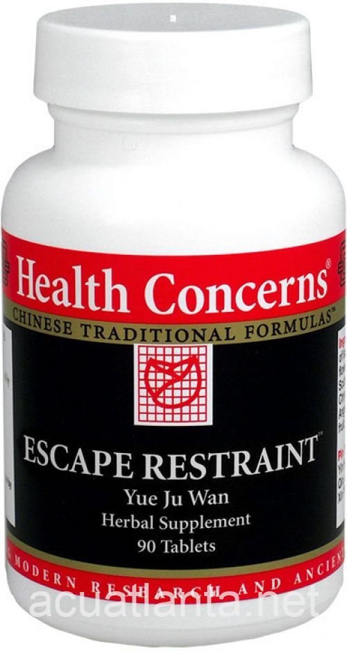 Escape Restraint 90 tablets