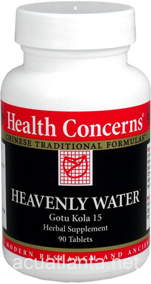 Heavenly Water 90 tablets