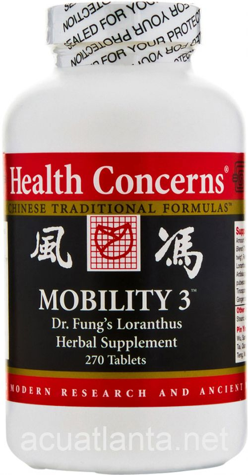 Mobility 3 270 tablets